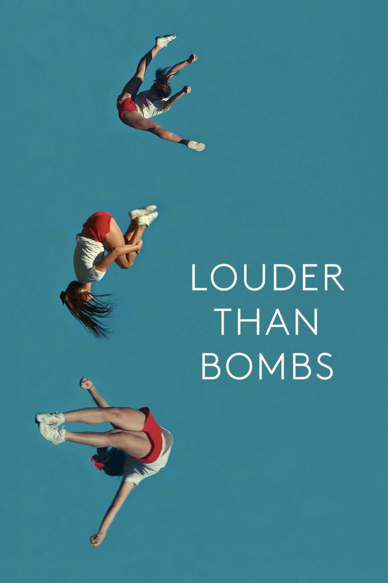 Louder Than Bombs (film) movie poster