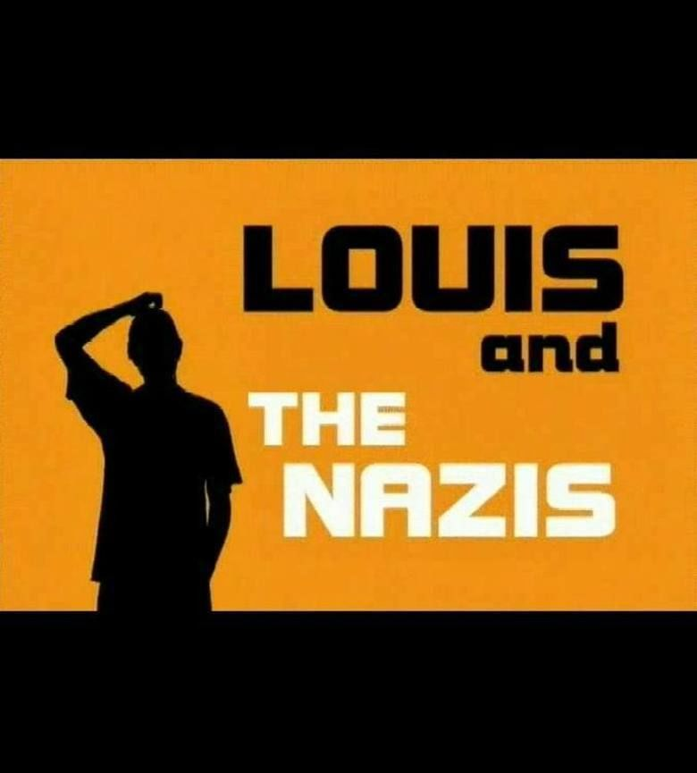 Louis and the Nazis movie poster