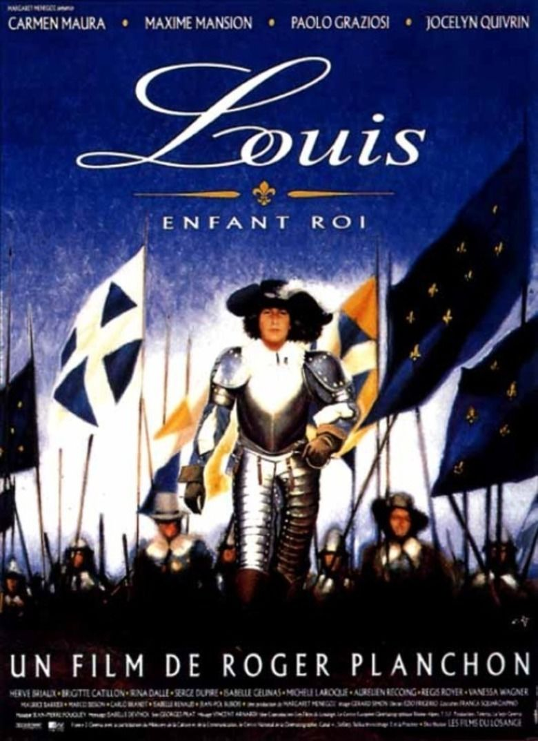Louis, the Child King movie poster