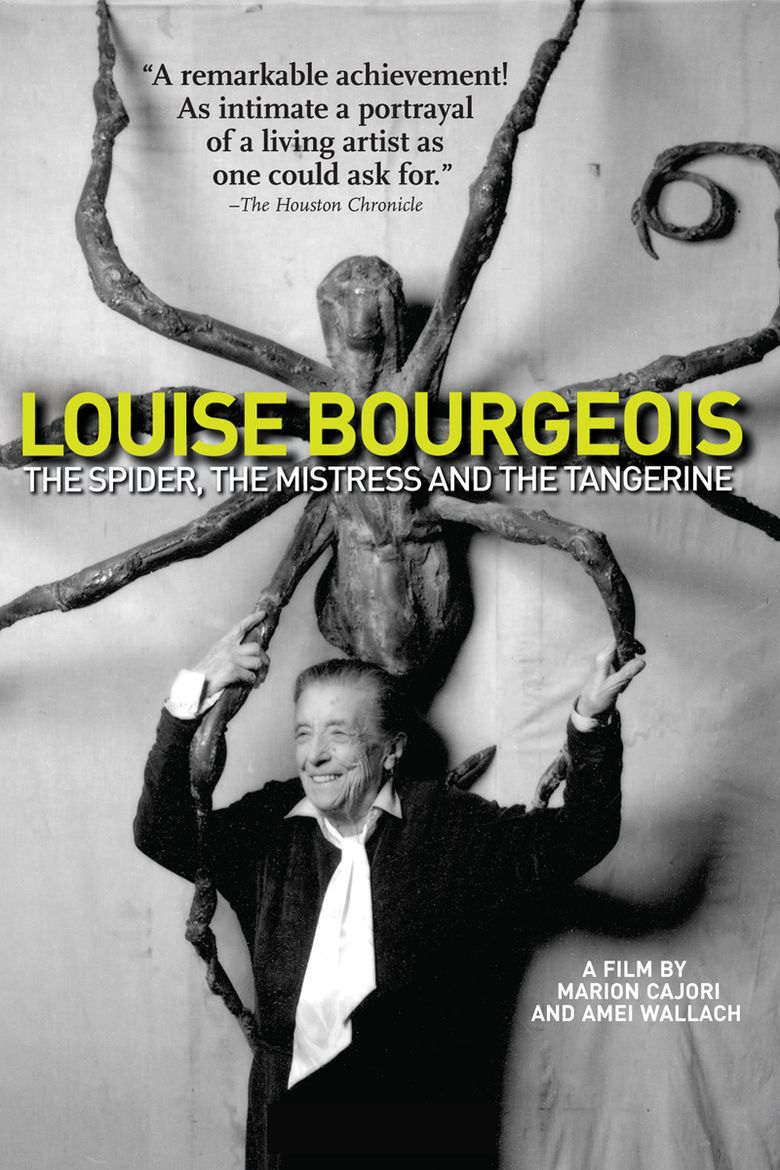 Louise Bourgeois: The Spider, the Mistress, and the Tangerine movie poster