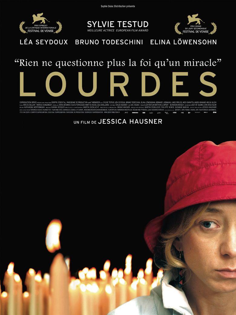 Lourdes (film) movie poster