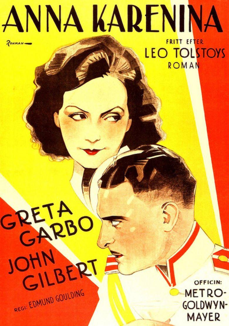 Love (1927 film) movie poster