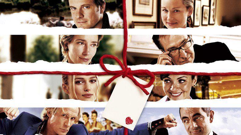Love Actually movie scenes