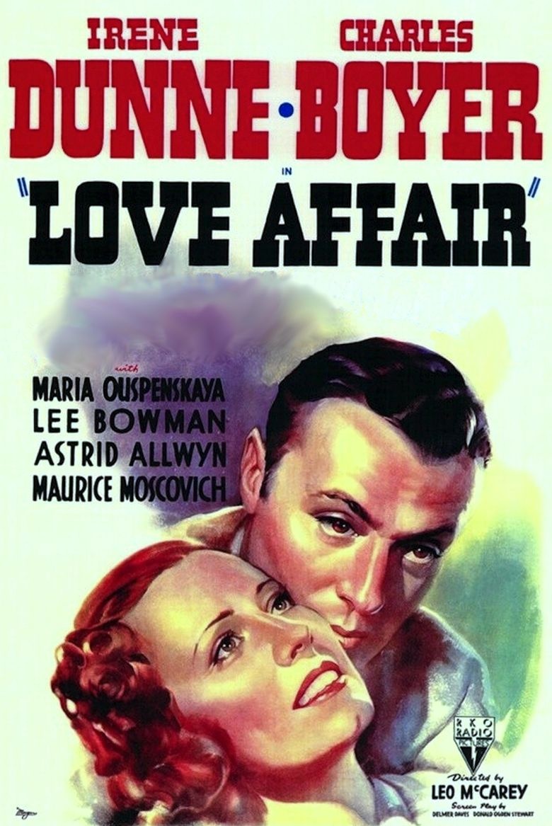 Love Affair (1939 film) movie poster