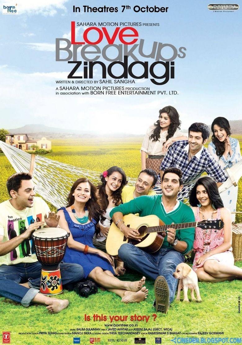 Love Breakups Zindagi movie poster