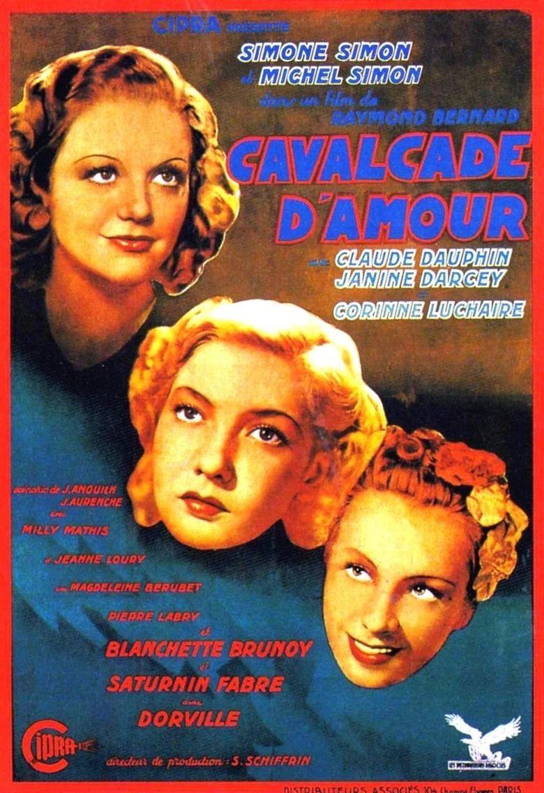 Love Cavalcade movie poster
