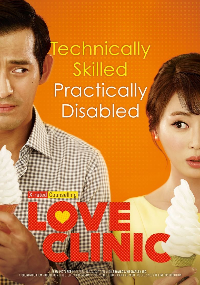 Love Clinic movie poster