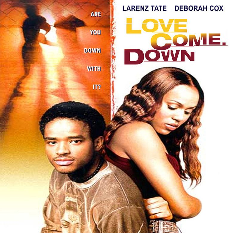Love Come Down (film) movie poster