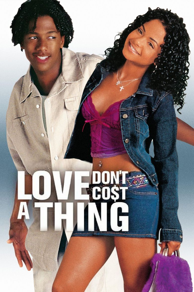 Love Dont Cost a Thing (film) movie poster