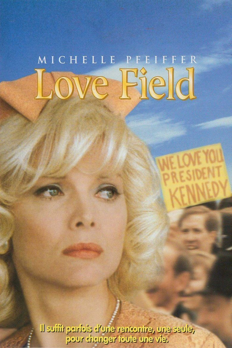 Love Field (film) movie poster