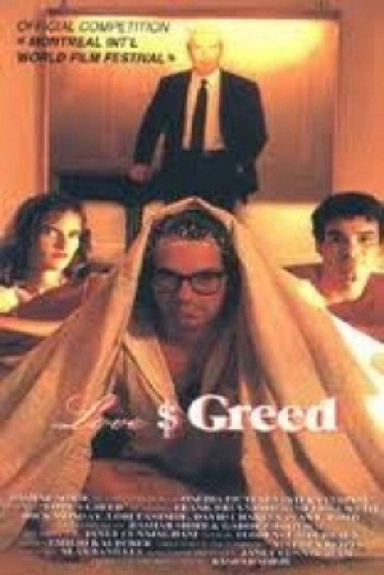 Love $ Greed movie poster