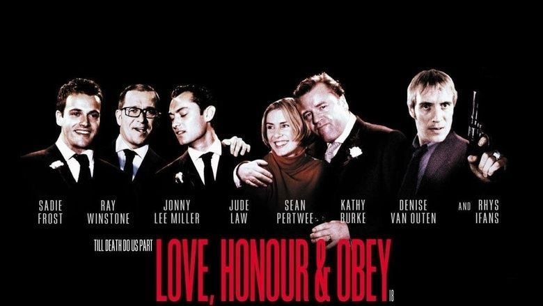 Love, Honour and Obey movie scenes