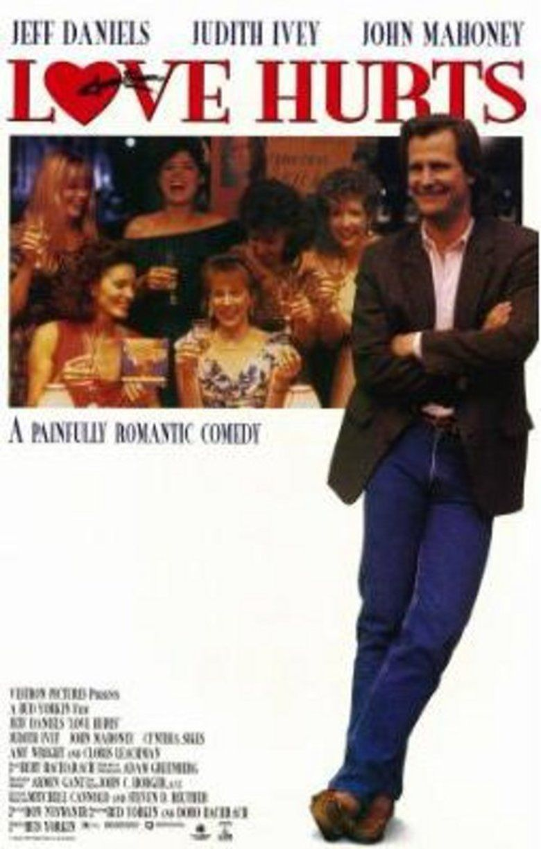 Love Hurts (1991 film) movie poster