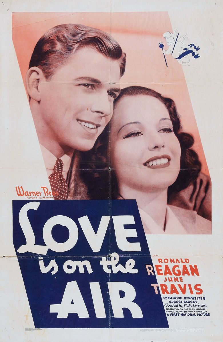 Love Is on the Air movie poster