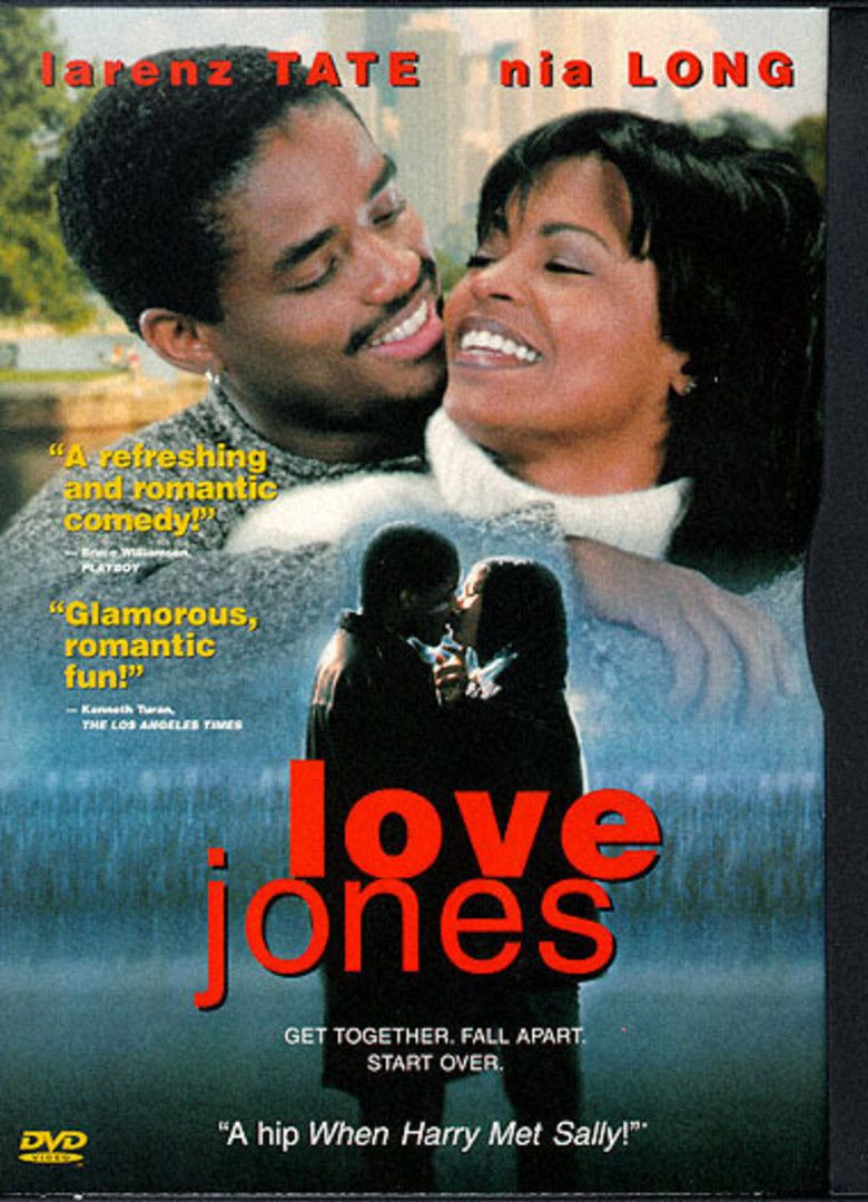 Love Jones (film) movie scenes