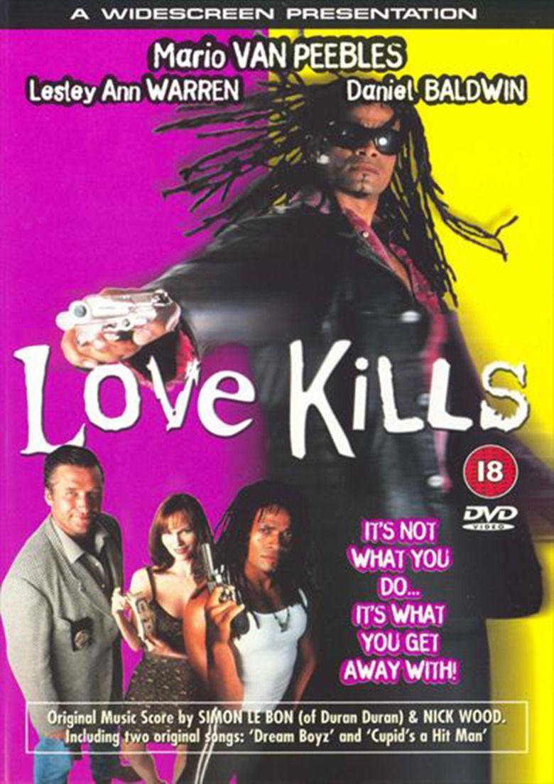 Love Kills (film) movie poster