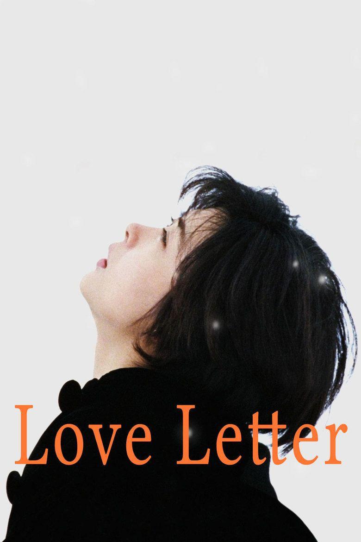 Love Letter (1995 film) movie poster