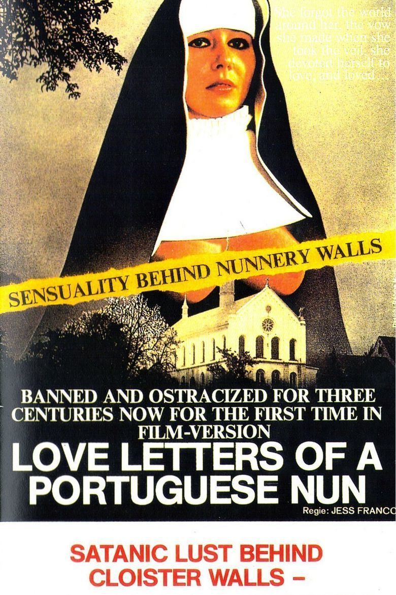 Love Letters of a Portuguese Nun movie poster