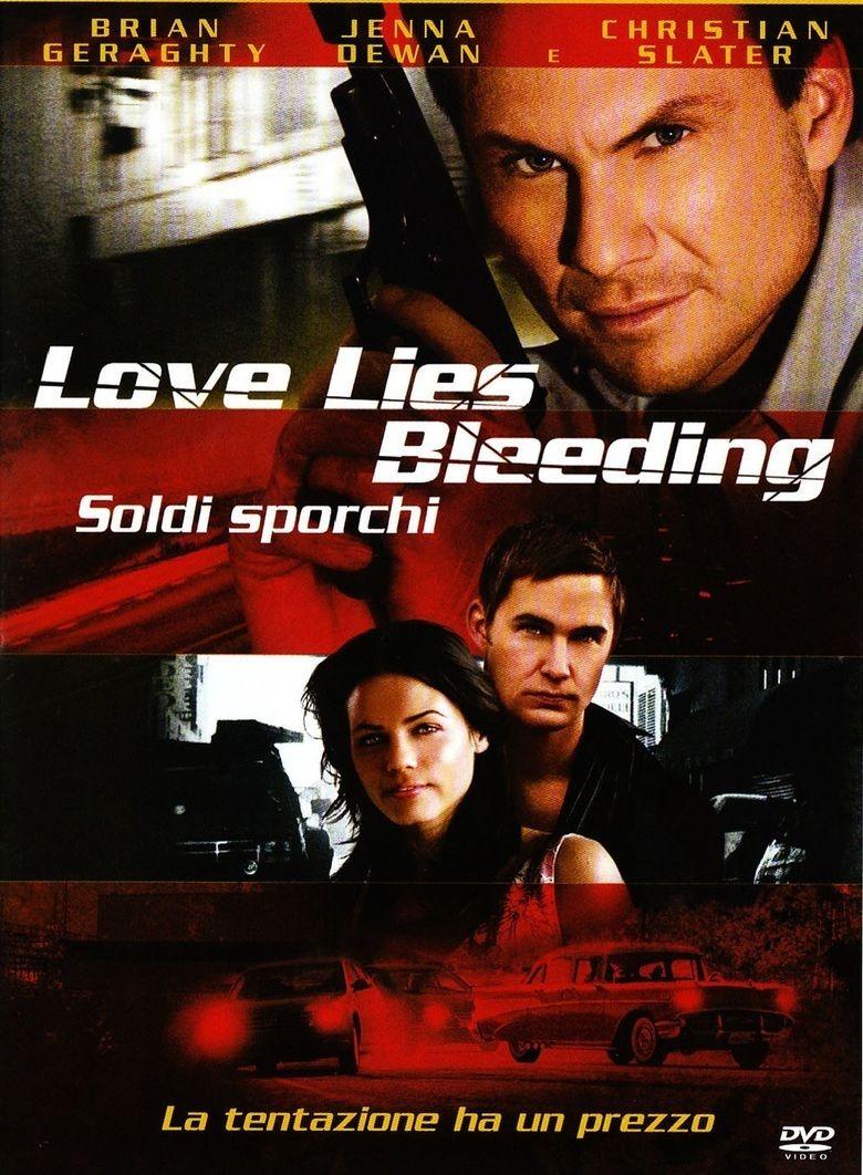 Love Lies Bleeding (2008 film) movie poster