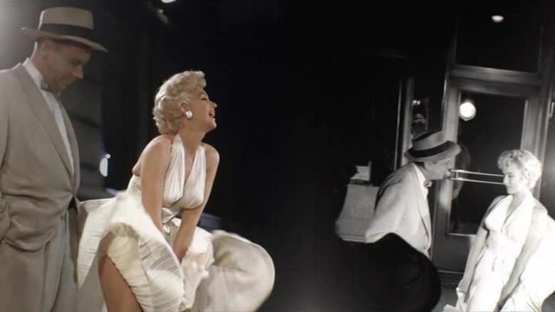 Love, Marilyn movie scenes