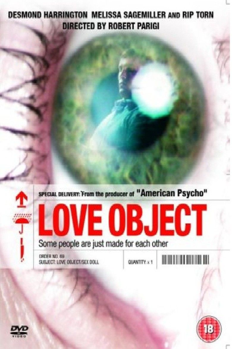 Love Object movie poster