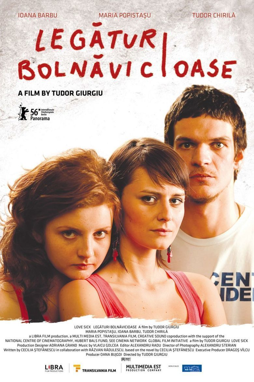 Love Sick (film) movie poster