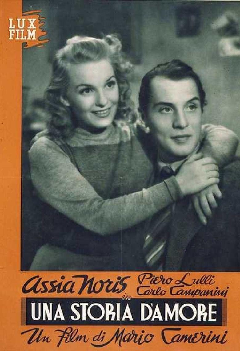 Love Story (1942 film) movie poster