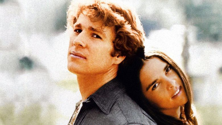 Love Story (1970 film) movie scenes