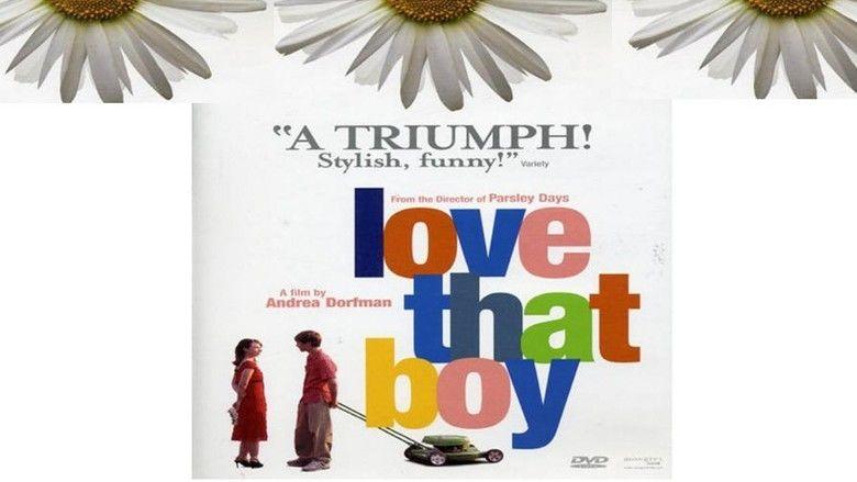 Love That Boy movie scenes