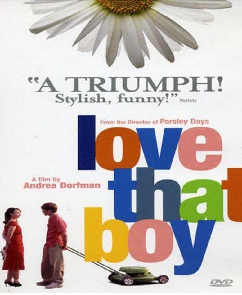 Love That Boy movie poster