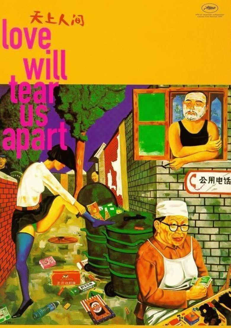 Love Will Tear Us Apart (1999 film) movie poster