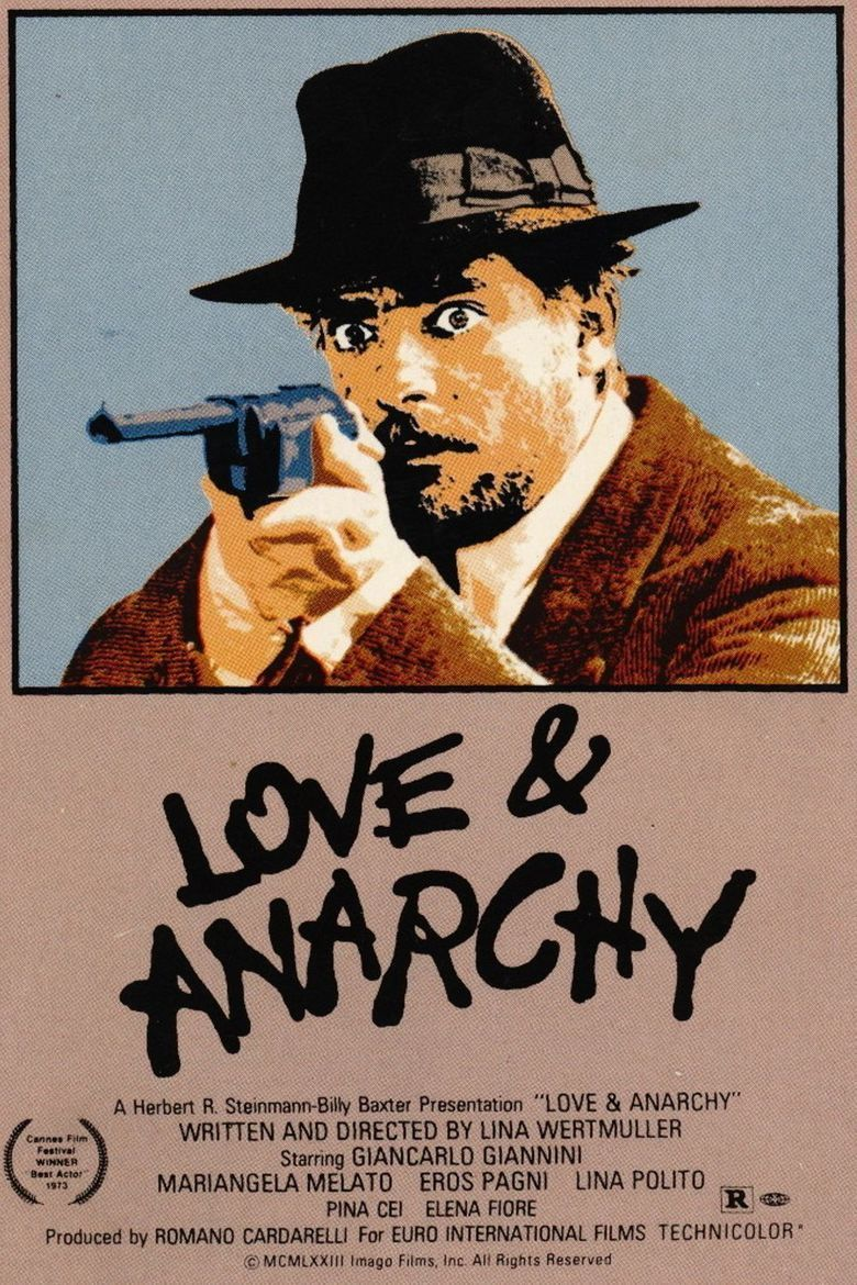 Love and Anarchy movie poster