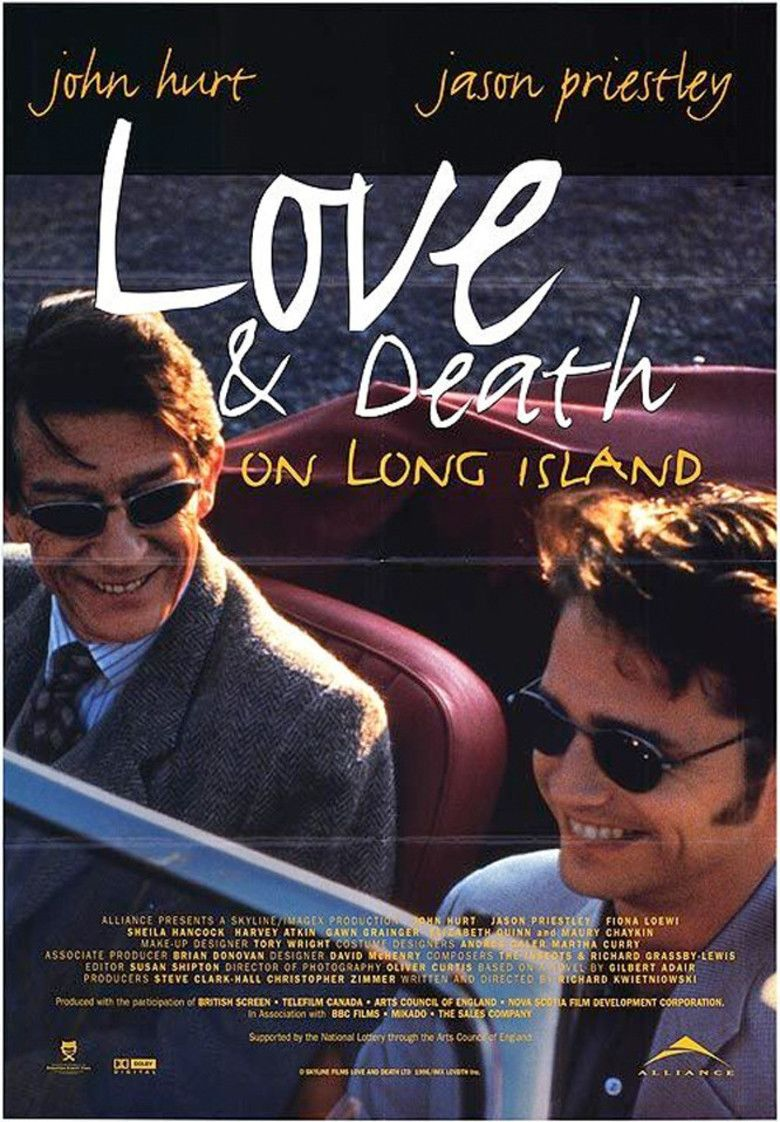 Love and Death on Long Island movie poster