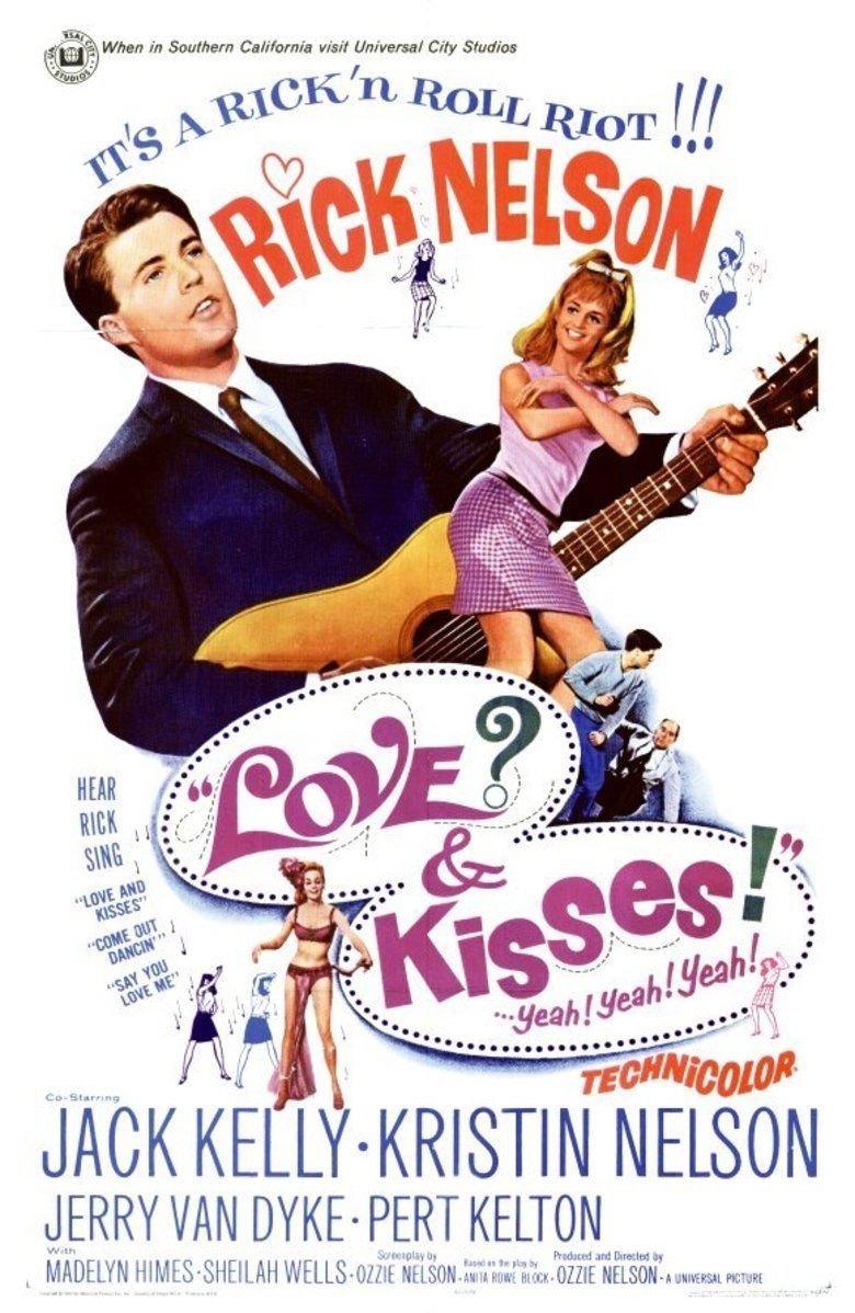 Love and Kisses (film) movie poster