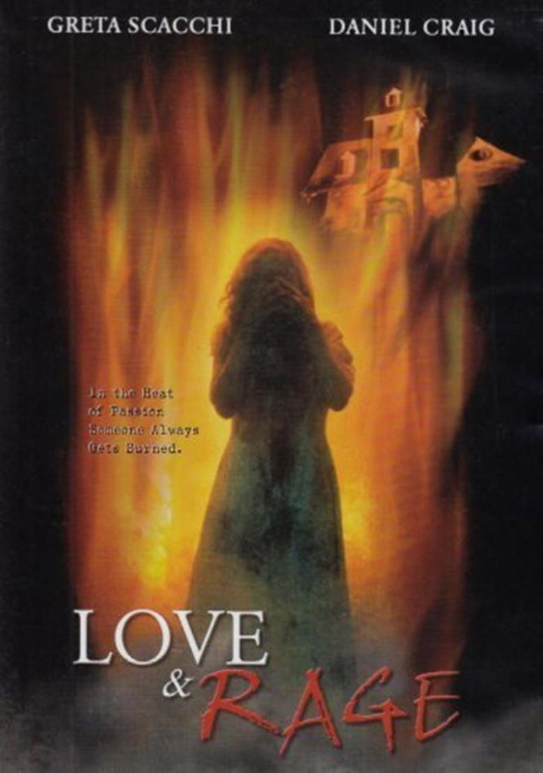 Love and Rage (film) movie poster