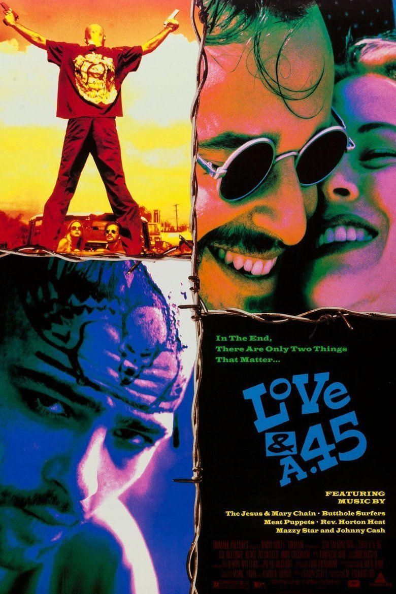 Love and a 45 movie poster
