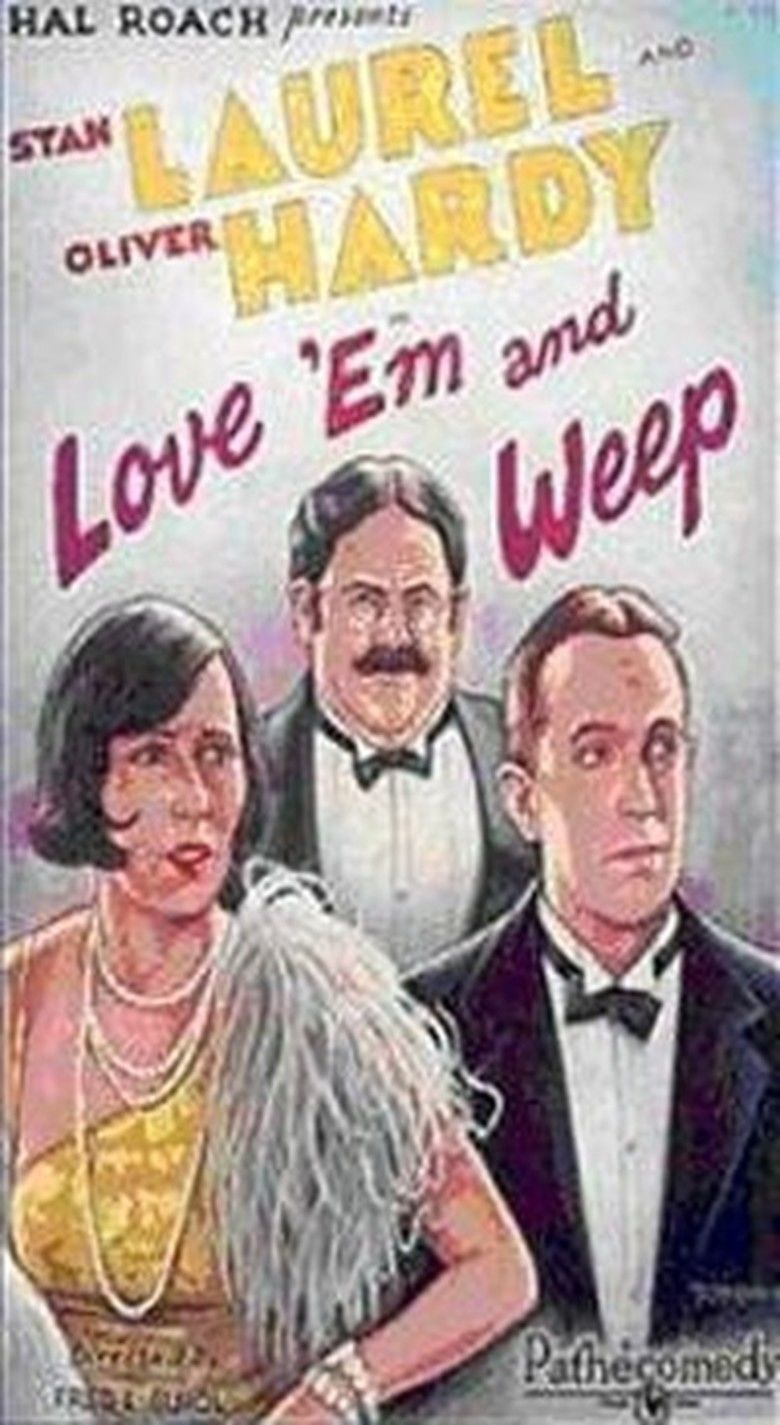 Love em and Weep movie poster
