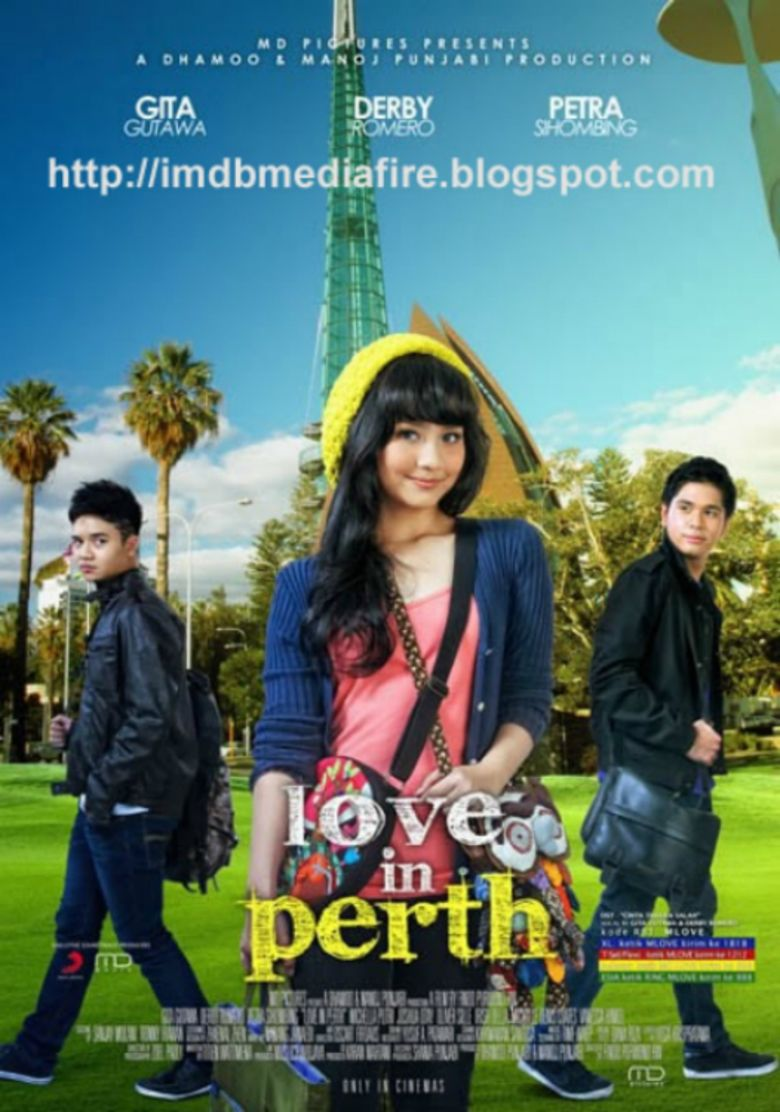 Love in Perth movie poster