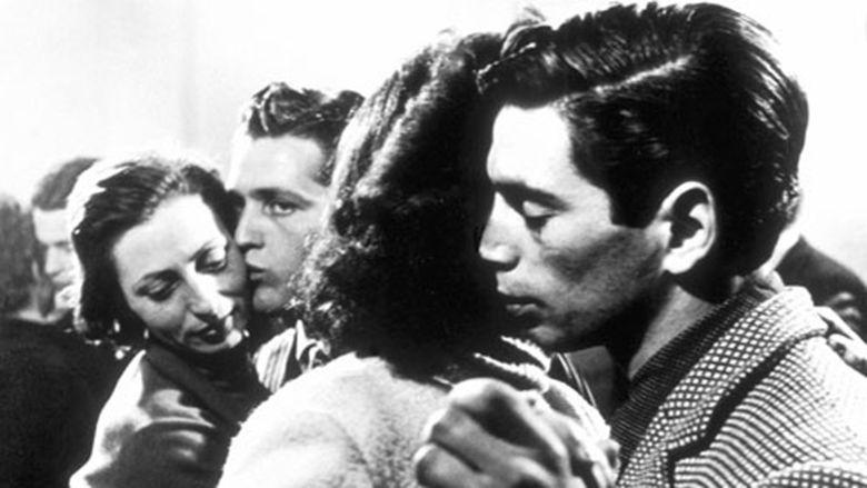 Love in the City (1953 film) movie scenes