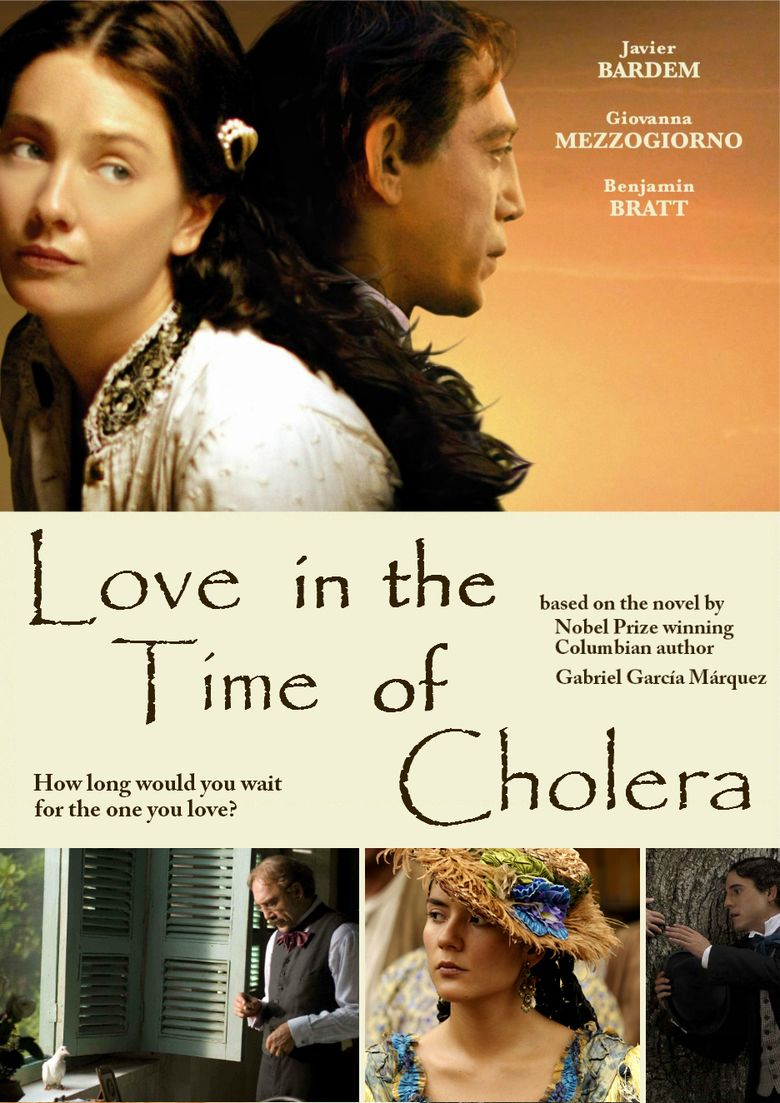 Love in the Time of Cholera (film) movie poster
