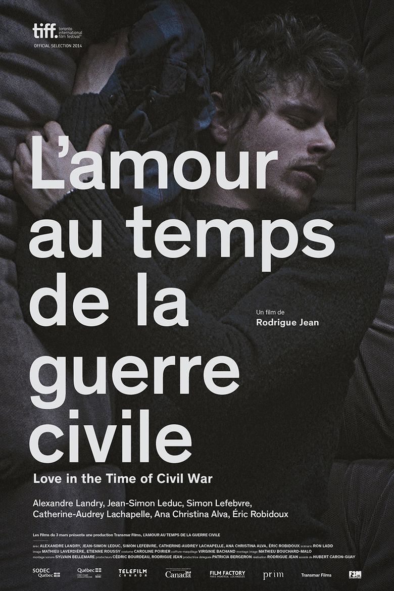 Love in the Time of Civil War movie poster