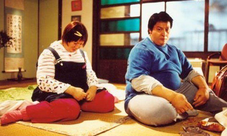 Love on a Diet movie scenes