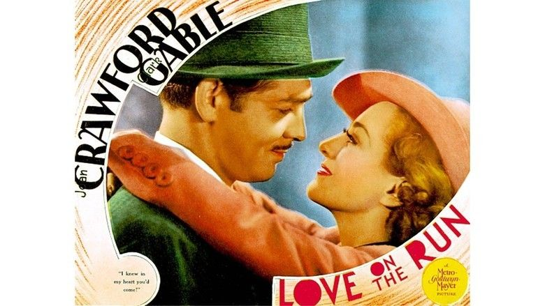 Love on the Run (1936 film) movie scenes