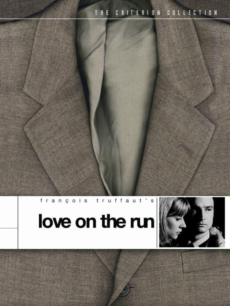 Love on the Run (1979 film) movie poster