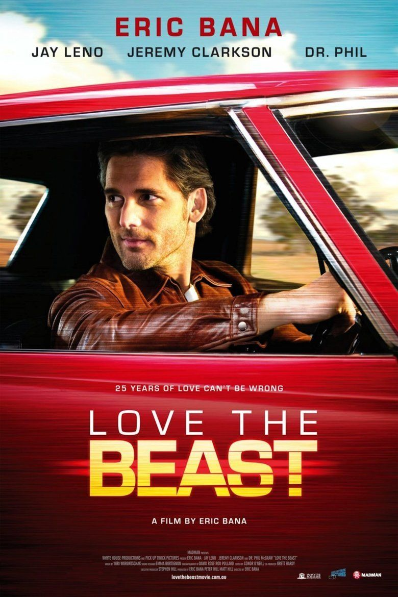 Love the Beast movie poster