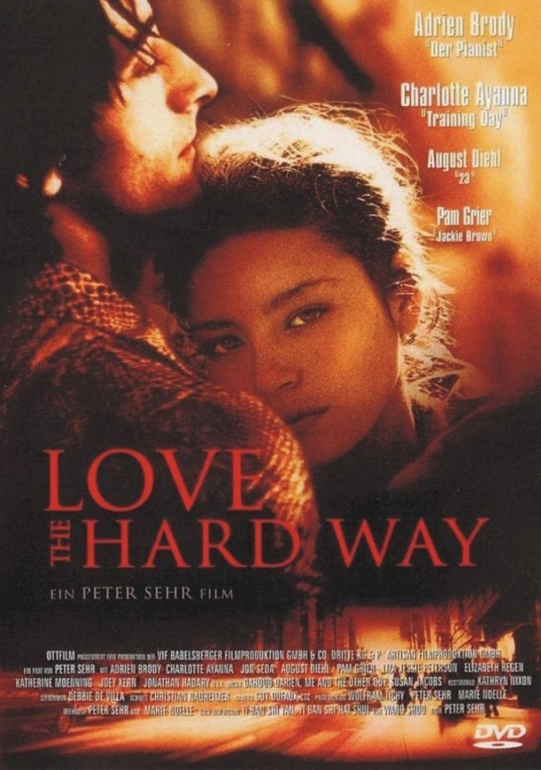 Love the Hard Way movie poster