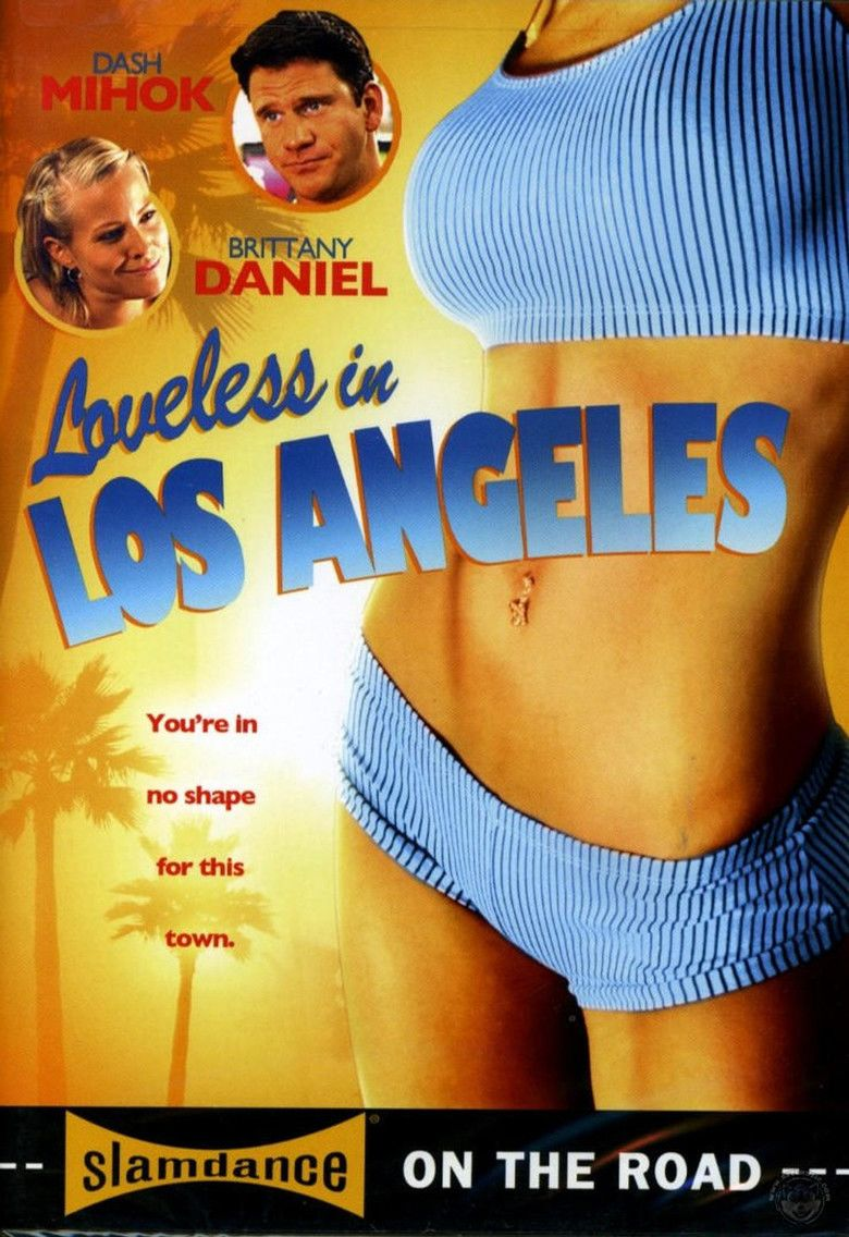Loveless in Los Angeles movie poster