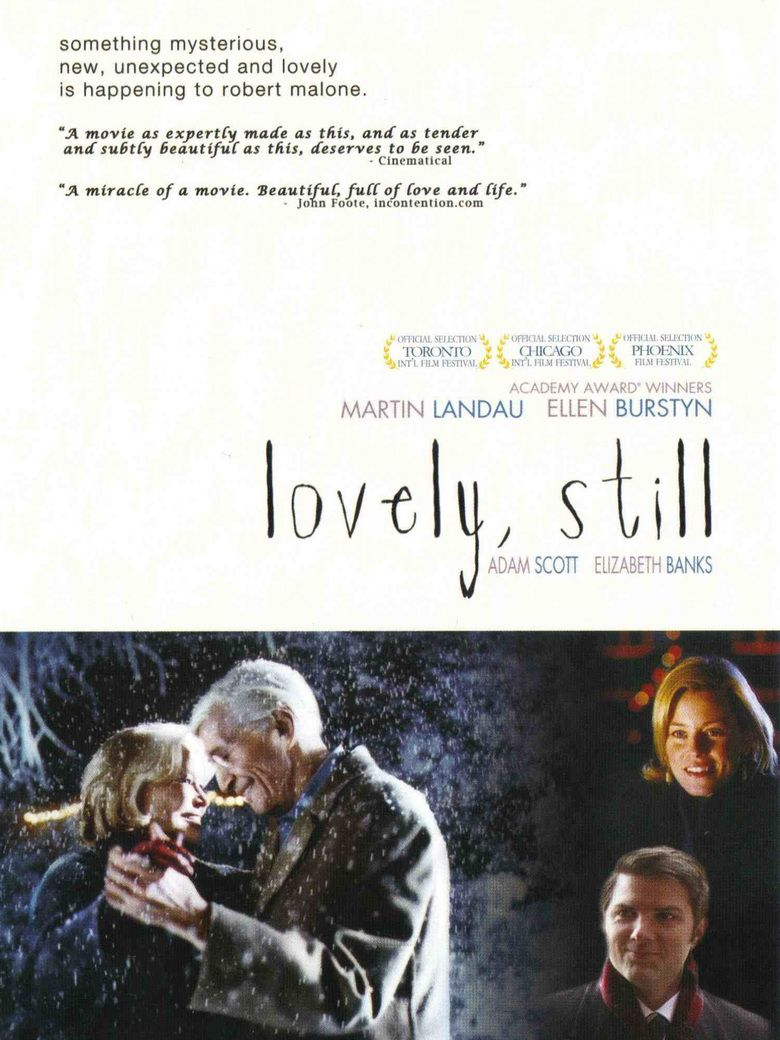 Lovely, Still movie poster