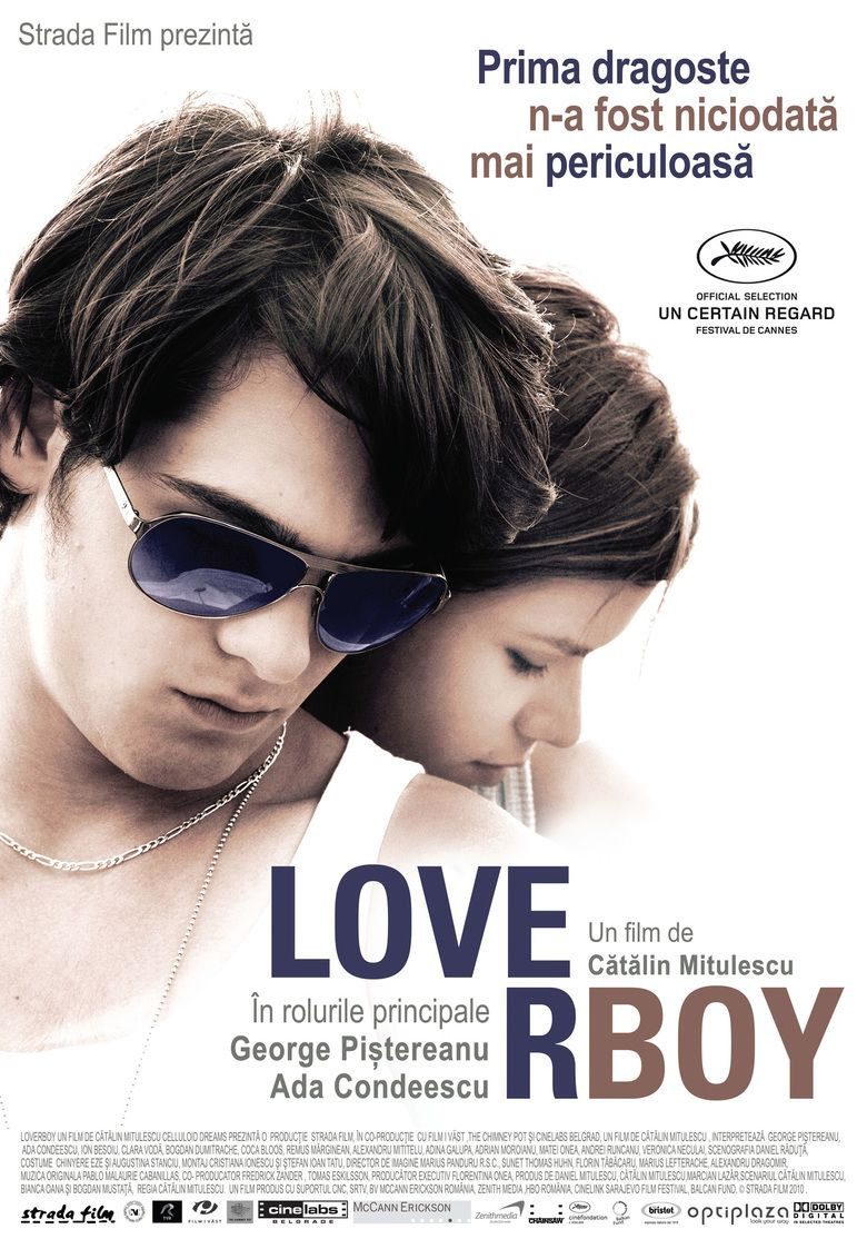 Loverboy (2011 film) movie poster