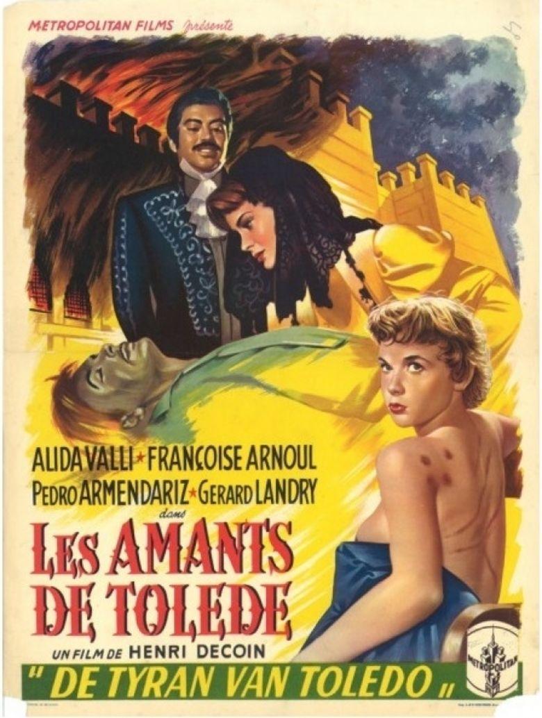 Lovers of Toledo movie poster